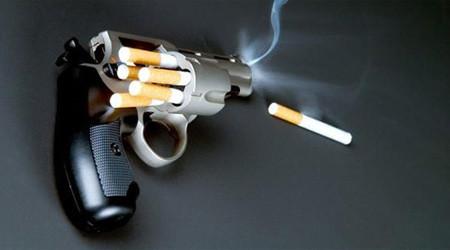 禁煙したくなる広告