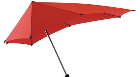 台風でも大丈夫な傘