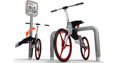 盗られない自転車