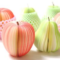 メモでできた果物:KUDAMEMO
