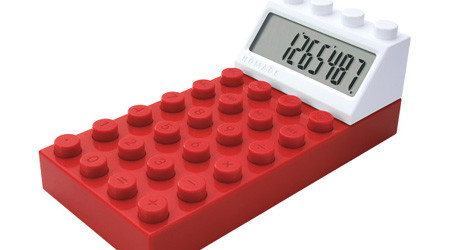 レゴの電卓