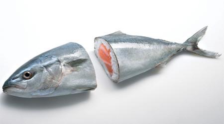 インパクトがありすぎる寿司