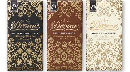 ディヴァイン・チョコレート