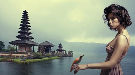 インドネシア・ビューティー