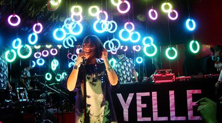 Yelle – フレンチポップ