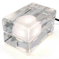 電球のブロックランプ