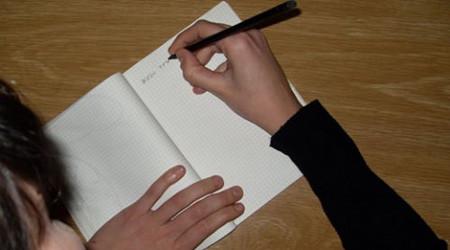 癖を逆手に取ったノート