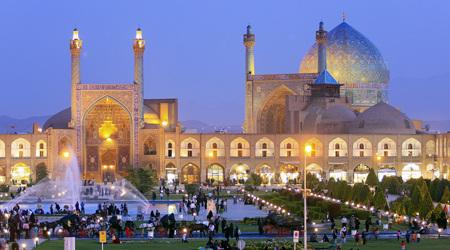 イスラム時代の美しいモスク