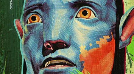 2010年のグラミー作品がレトロポスターに