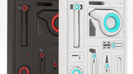 工具にもデザインを