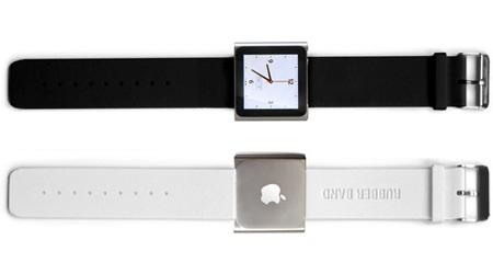 iPod nanoを腕時計にするベルト