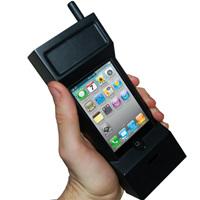 80'sの携帯電話っぽいiPhoneケース