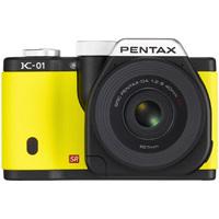 PENTAX K-01 by マーク・ニューソン