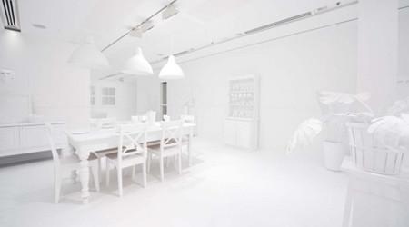 部屋自体がキャンバス、落書きし放題のインテリア