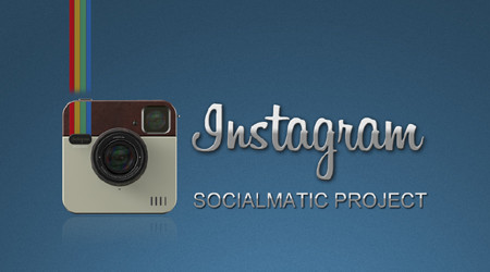 Instagramのソーシャルカメラ