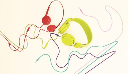 北欧デザイン 十人十色のヘッドフォン:URBANEARS