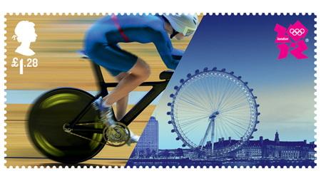 ロンドンオリンピック2012記念切手