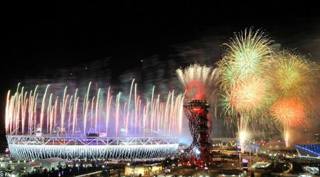 ロンドンオリンピック2012閉会式のセットリスト