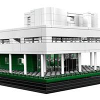 レゴアーキテクチャに20世紀の3大建築が勢揃い