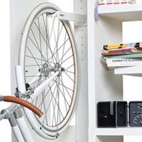書籍、雑貨、自転車までも収納できる多目的ラック