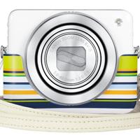 誰でもアーティストになれるお洒落カメラ:PowerShot N