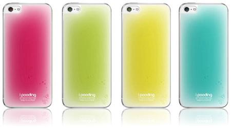 ムニムニしたいiPhoneケース:iPooding
