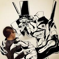 映画やアニメのヒーロー達と競演を妄想
