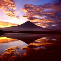 富士は日本一じゃなくて世界一の山