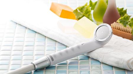 50%節水でき、お肌にも優しいシャワーヘッド:Bollina