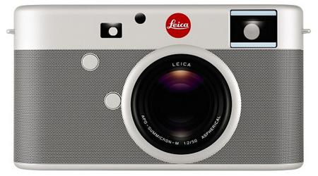 アップルとライカがコラボしたデジカメ:Leica M
