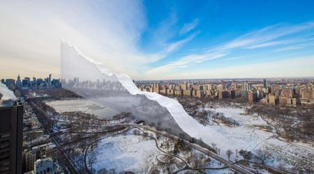 ニューヨークのど真ん中で冬季五輪を開催したら…