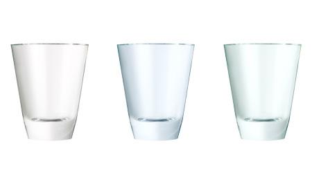 割れないグラス:shupua