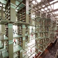 システマチックな図書館