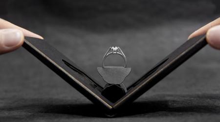サプライズ度120%の指輪ケース