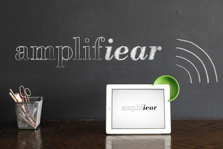 超アナログなiPad専用アンプ