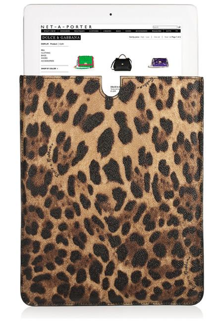 Dolce & GabbanaのiPadケース