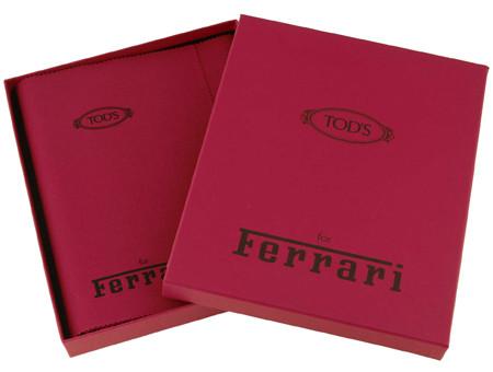フェラーリのiPadケース