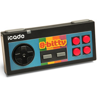 iPad/iPhone用ゲームコントローラ:iCade 8-Bitty