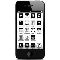 iPhoneを旧世代のマック風に (iOS '86)