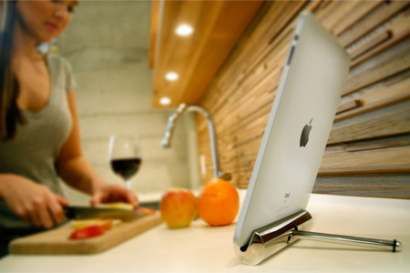Joule iPad Stand使用イメージ