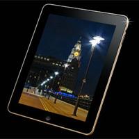 ゴールド・プラチナ・ダイヤモンドの超豪華仕様iPad