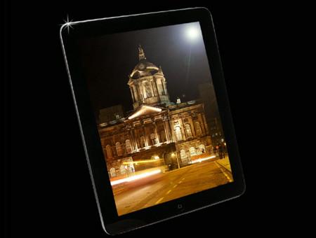 iPadプラチナ(表)