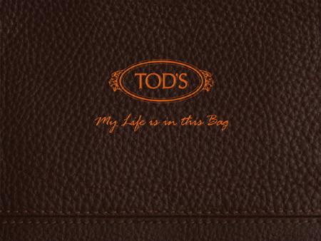 TOD'Sトップページ